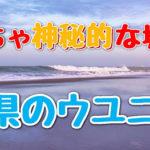 めっちゃ神秘的な場所!!千葉県にあるウユニ湖風の海岸!(三島海岸)